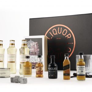 The Whiskey Lovers Gift Box