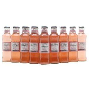 London Essence Sodas – Rhubarb & Cardamom Soda