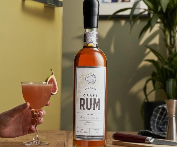 Bottle of Rum + human elementDec 07 2020